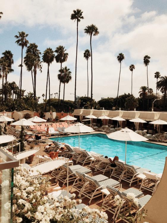 Los Angeles: The Beverly Hills Hotel